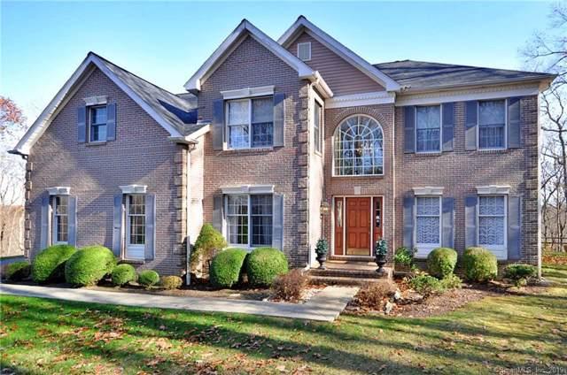 27 Equestrian Ridge, Newtown, CT 06470 (MLS #170251600) :: Michael & Associates Premium Properties   MAPP TEAM