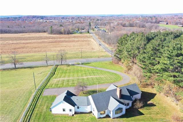1680 Mapleton Avenue, Suffield, CT 06078 (MLS #170251601) :: The Higgins Group - The CT Home Finder