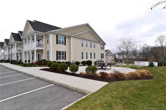 218 Center Meadow Lane #218, Danbury, CT 06810 (MLS #170251626) :: Mark Boyland Real Estate Team