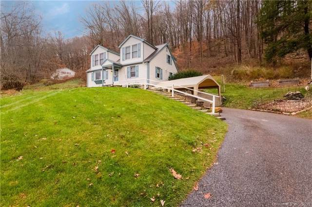 1 Long Ridge Road, Danbury, CT 06810 (MLS #170251690) :: Michael & Associates Premium Properties | MAPP TEAM