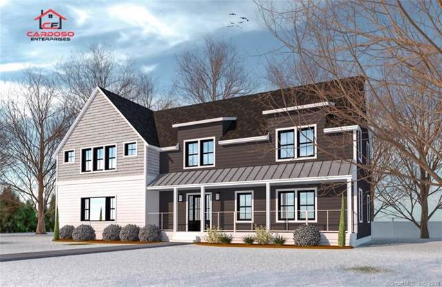 120 Coach Lane, Fairfield, CT 06825 (MLS #170251946) :: Spectrum Real Estate Consultants
