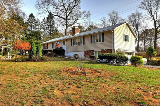 48 Quail Trail, Trumbull, CT 06611 (MLS #170251993) :: The Higgins Group - The CT Home Finder