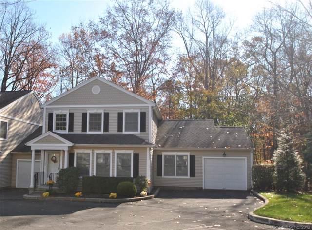 12 Hawthorne Ridge Circle #12, Trumbull, CT 06611 (MLS #170252007) :: Michael & Associates Premium Properties | MAPP TEAM