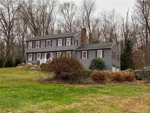 76 Osborne Hill Road, Newtown, CT 06482 (MLS #170252134) :: GEN Next Real Estate