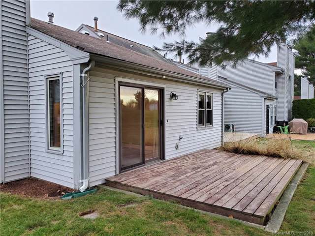 31 Hickory Lane #31, Rocky Hill, CT 06067 (MLS #170252174) :: Anytime Realty
