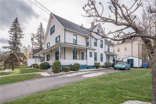 58 Pine Street, Manchester, CT 06040 (MLS #170252254) :: Michael & Associates Premium Properties | MAPP TEAM