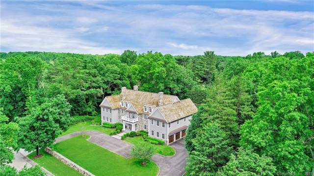 6 Loch Lane, Greenwich, CT 06830 (MLS #170252409) :: The Higgins Group - The CT Home Finder