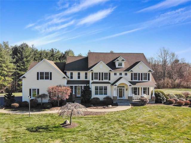 93 Brittany Lane, Somers, CT 06071 (MLS #170252434) :: NRG Real Estate Services, Inc.