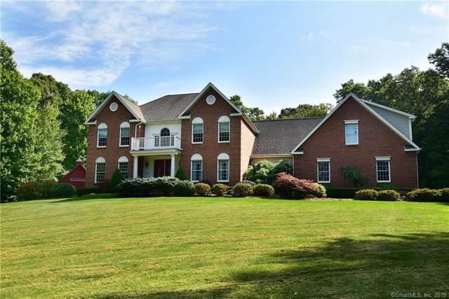 24 Birch Hill Drive, Tolland, CT 06084 (MLS #170252546) :: GEN Next Real Estate