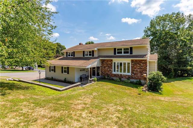 345 Candlewyck Drive, Newington, CT 06111 (MLS #170252563) :: Hergenrother Realty Group Connecticut