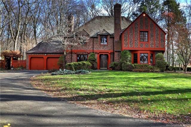 45 Hunting Hill Road, Woodbridge, CT 06525 (MLS #170252574) :: Carbutti & Co Realtors