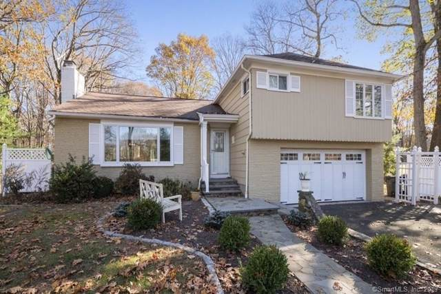 46 Moose Hill Road, Trumbull, CT 06611 (MLS #170252576) :: The Higgins Group - The CT Home Finder