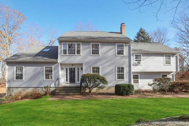 14 Indian Rock Place, Wilton, CT 06897 (MLS #170252658) :: The Higgins Group - The CT Home Finder