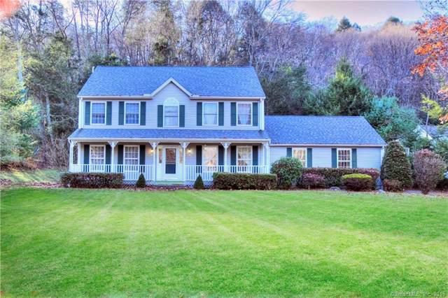 9 Sweetbriar Lane, Newtown, CT 06482 (MLS #170252774) :: Michael & Associates Premium Properties   MAPP TEAM