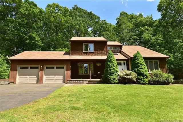 19 Bennett Drive, Tolland, CT 06084 (MLS #170252836) :: GEN Next Real Estate