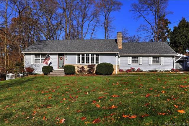 73 Sentinel Hill Road, Milford, CT 06460 (MLS #170252860) :: The Higgins Group - The CT Home Finder