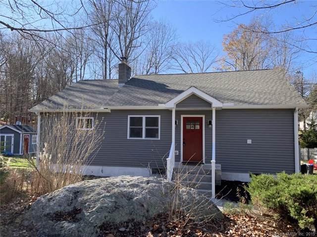 16 Oswego Road, New Fairfield, CT 06812 (MLS #170252891) :: Kendall Group Real Estate | Keller Williams