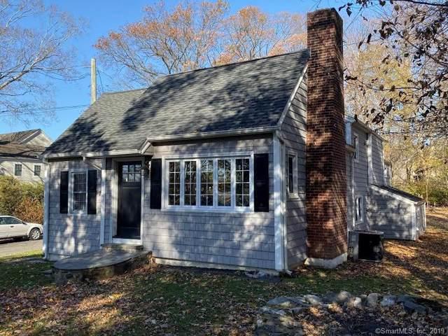 246 West Avenue, Darien, CT 06820 (MLS #170252903) :: Spectrum Real Estate Consultants