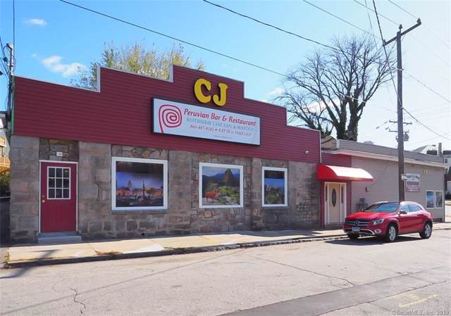 291 Connecticut Avenue, New London, CT 06320 (MLS #170253043) :: Spectrum Real Estate Consultants