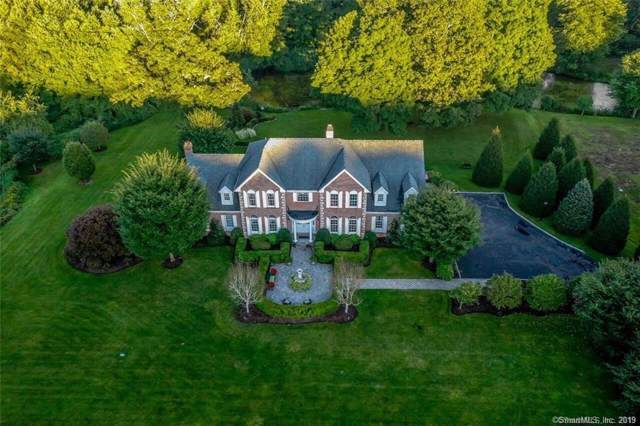 3 Pond View Drive, Newtown, CT 06470 (MLS #170253080) :: Spectrum Real Estate Consultants