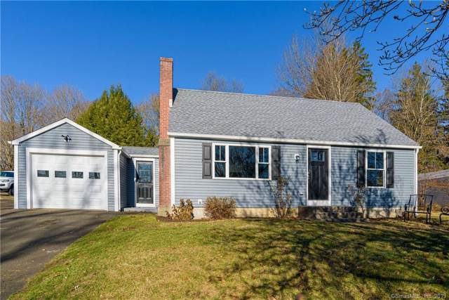 176 Walnut Hill Road, Bethel, CT 06801 (MLS #170253276) :: The Higgins Group - The CT Home Finder