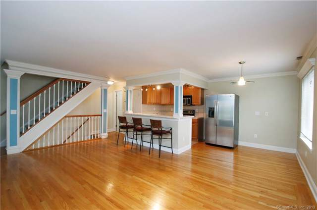 31 Stuart Avenue #18, Norwalk, CT 06850 (MLS #170253312) :: The Higgins Group - The CT Home Finder
