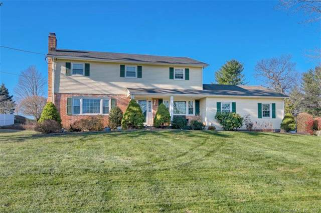 18 Rolf Drive, Danbury, CT 06810 (MLS #170253432) :: The Higgins Group - The CT Home Finder
