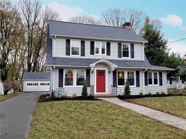 60 Hilltop Drive, Trumbull, CT 06611 (MLS #170253457) :: The Higgins Group - The CT Home Finder