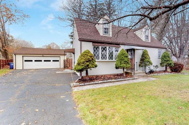 144 Loftus Circle, Bridgeport, CT 06606 (MLS #170253504) :: Kendall Group Real Estate | Keller Williams