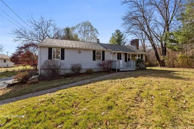 45 Metcalf Road, Tolland, CT 06084 (MLS #170253673) :: GEN Next Real Estate