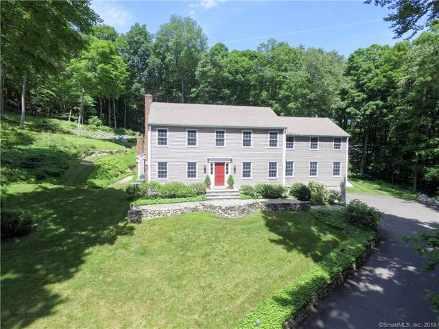116 Deep Valley Road, New Canaan, CT 06840 (MLS #170253686) :: Coldwell Banker Premiere Realtors
