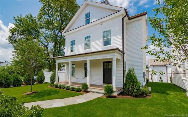 141 Park Street, New Canaan, CT 06840 (MLS #170253916) :: Mark Boyland Real Estate Team