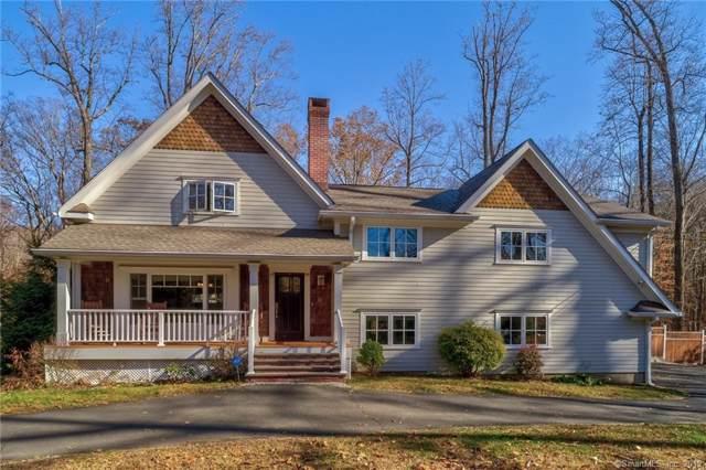 72 S Salem Road, Ridgefield, CT 06877 (MLS #170254034) :: Kendall Group Real Estate | Keller Williams