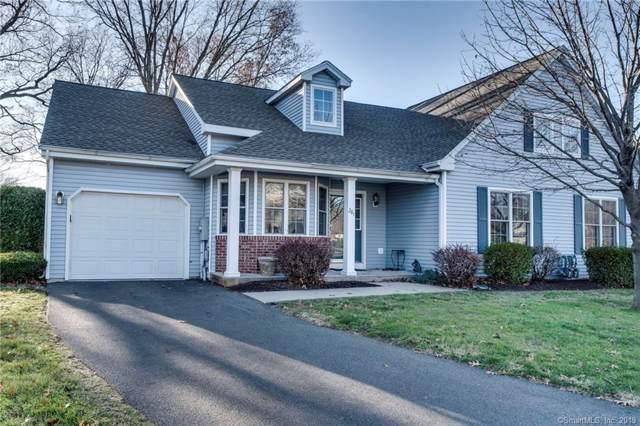 281 Kings Landing #281, Windsor, CT 06095 (MLS #170254155) :: NRG Real Estate Services, Inc.