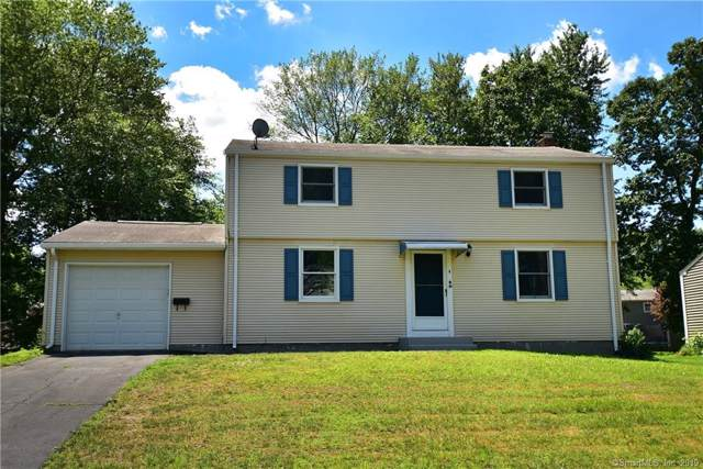 4 Nelson Drive, Enfield, CT 06082 (MLS #170254238) :: Mark Boyland Real Estate Team