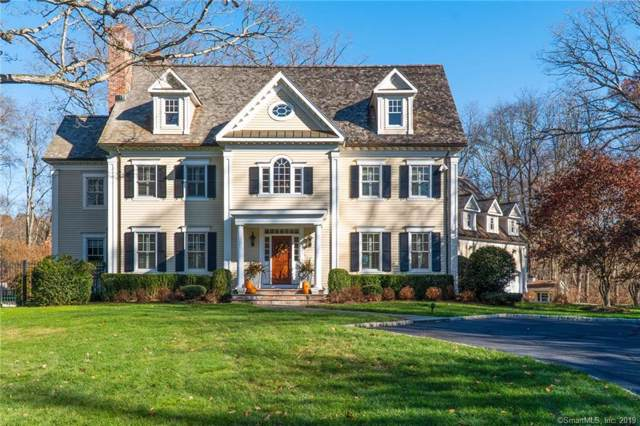 755 Cheese Spring Road, New Canaan, CT 06840 (MLS #170254273) :: Coldwell Banker Premiere Realtors