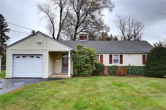 24 Woodside Drive, Wethersfield, CT 06109 (MLS #170254413) :: Carbutti & Co Realtors