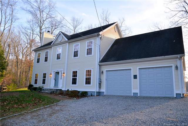 41 Chalburn Road, Redding, CT 06896 (MLS #170254433) :: Kendall Group Real Estate | Keller Williams