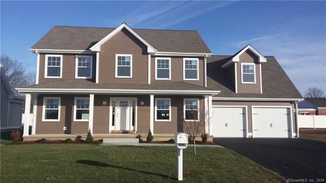 56 Old Village Circle, Windsor, CT 06095 (MLS #170254465) :: Mark Boyland Real Estate Team