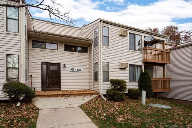 168 Woodland Drive #168, Cromwell, CT 06416 (MLS #170254478) :: Michael & Associates Premium Properties   MAPP TEAM