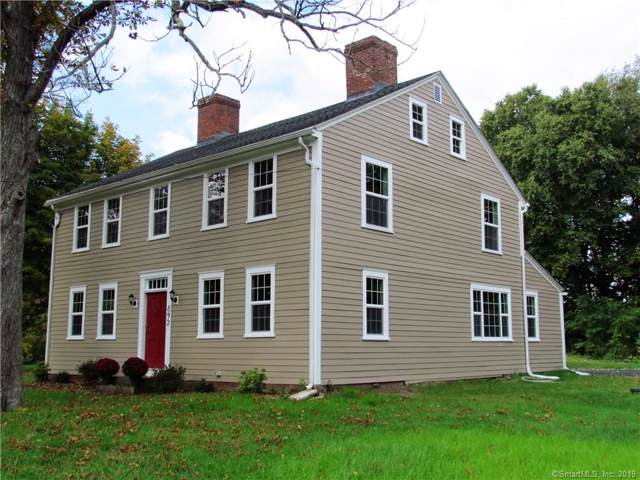 892 Sheldon Street, Suffield, CT 06093 (MLS #170254677) :: Hergenrother Realty Group Connecticut
