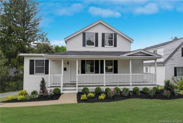 167 High Ridge Avenue, Ridgefield, CT 06877 (MLS #170254753) :: Kendall Group Real Estate | Keller Williams