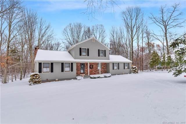 43 Oakcrest Road, Oxford, CT 06478 (MLS #170254795) :: Kendall Group Real Estate | Keller Williams