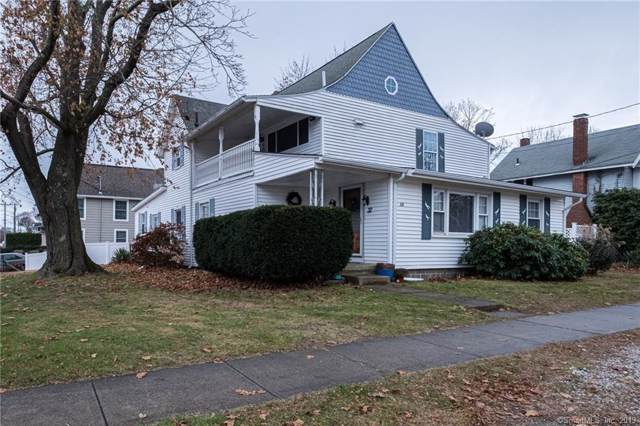 32 Crescent Avenue, East Lyme, CT 06357 (MLS #170255119) :: The Higgins Group - The CT Home Finder