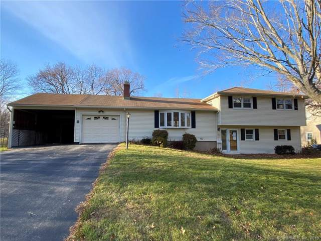 85 Cardinal Drive, Meriden, CT 06450 (MLS #170255253) :: Spectrum Real Estate Consultants