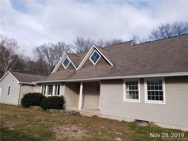 107 Mile Hill Road, Tolland, CT 06084 (MLS #170255294) :: GEN Next Real Estate