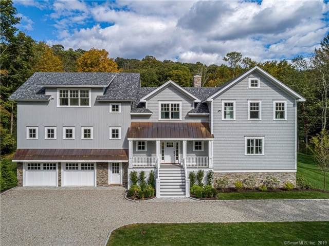 6 Valley Lane, New Canaan, CT 06840 (MLS #170255457) :: Coldwell Banker Premiere Realtors