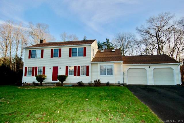 50 Heritage Drive, Cheshire, CT 06410 (MLS #170255470) :: Coldwell Banker Premiere Realtors