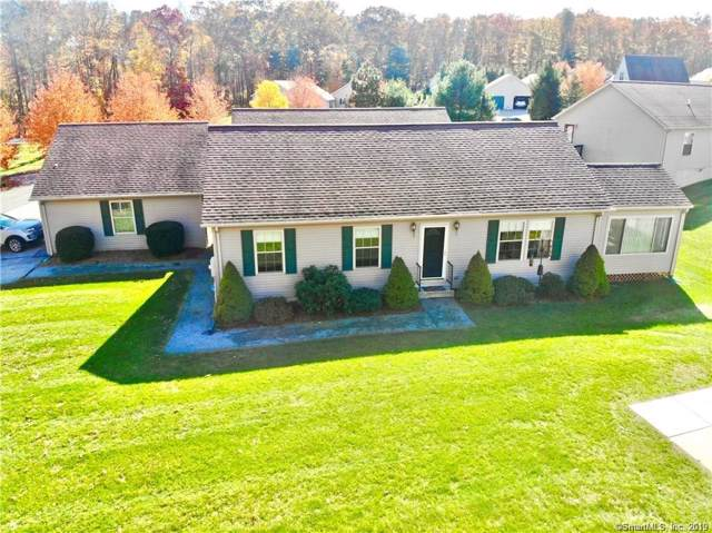 2 Owls Nest Court #2, Killingly, CT 06239 (MLS #170255553) :: The Higgins Group - The CT Home Finder