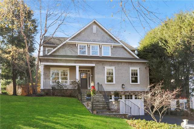 43 Raymond Street, Darien, CT 06820 (MLS #170255739) :: Spectrum Real Estate Consultants